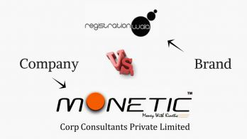 Difference between Brand Name and Company Name