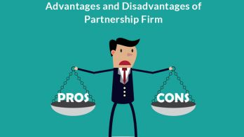 What are The Advantages and Disadvantages of Partnership Firm Registration?
