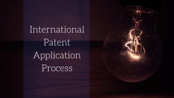 International patent application process in India