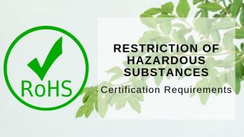RoHS Certification Requirements