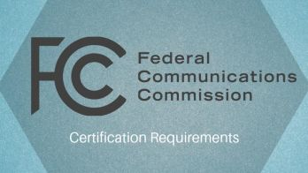 FCC Certification Requirements