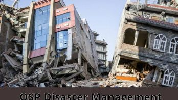 When Disaster Strikes at OSP: The Terms and Conditions