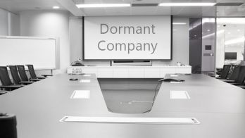All About Dormant Company Under Section 455 of Companies Act, 2013