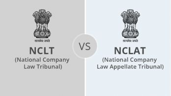 What is the Difference between NCLT and NCLAT