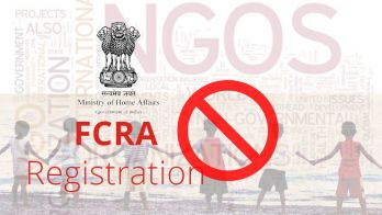 Government Suspends the FCRA Registrations of 156 Different NGOS