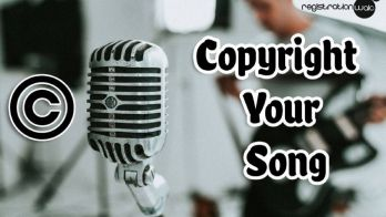 How to copyright a song in india | Registering a song