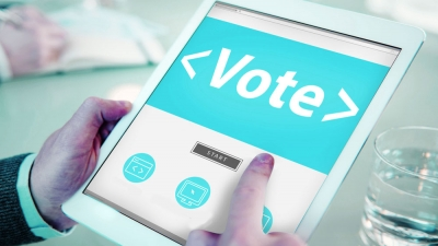 E voting system in the companies