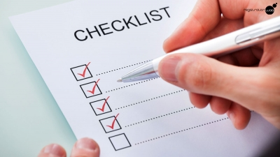Checklist of the Documents required for the Firm Registration