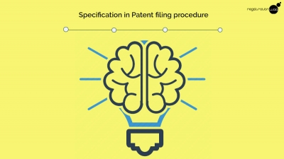 Specification in Patent filing procedure