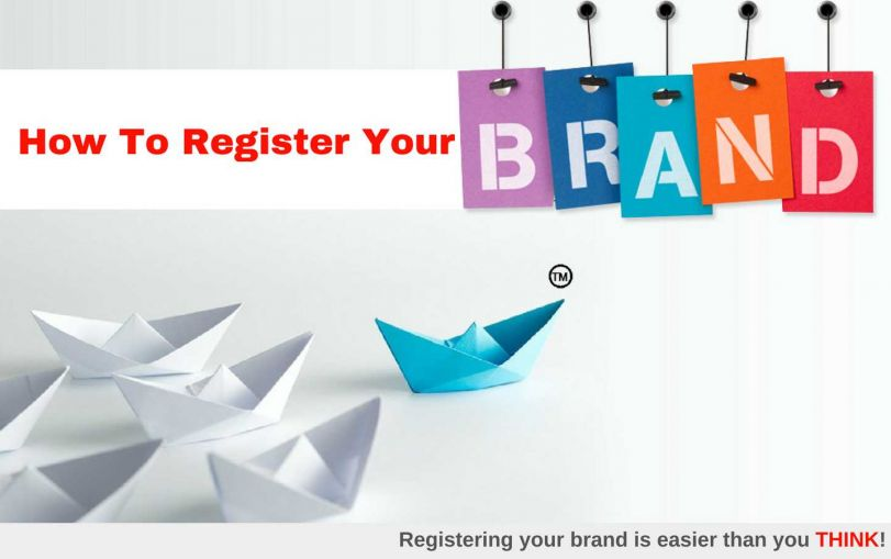 How to Register Trademark/Brand Name Online in India?
