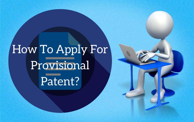 How to apply or file for a provisional patent online in India?