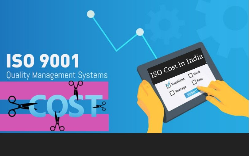 ISO 9001:2015 Certification Cost in Delhi, India