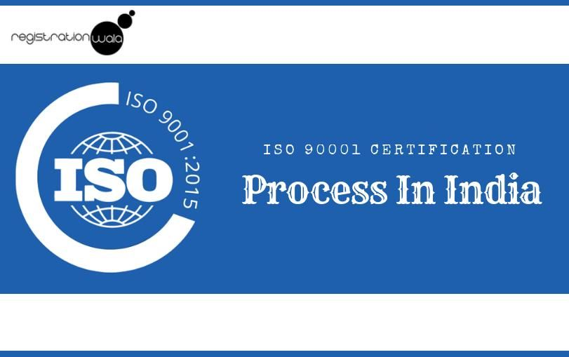Procedure or Process for the ISO 9001 Certification in India