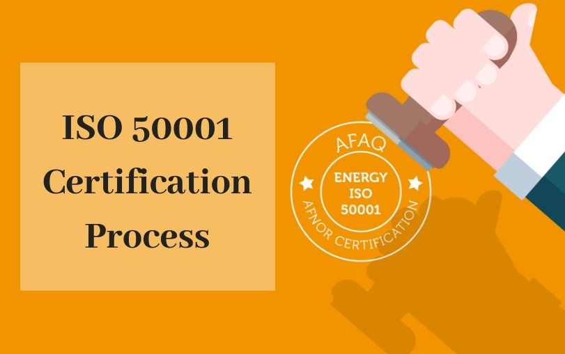 ISO 50001 Certification Process