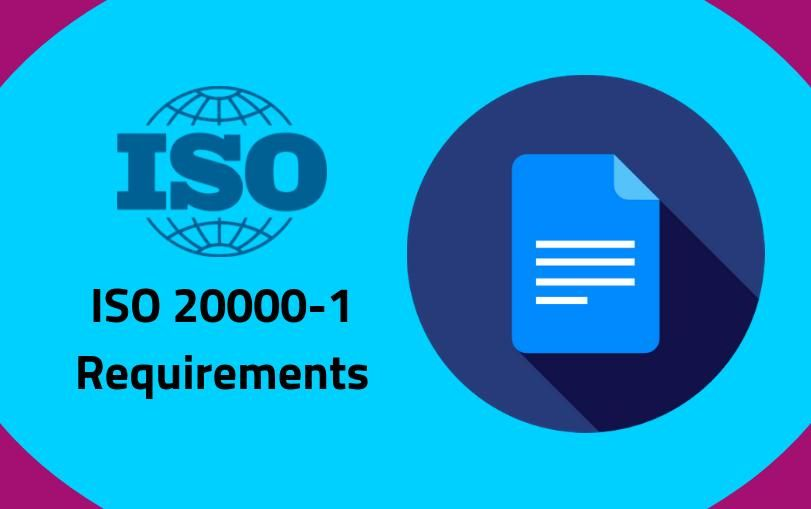 ISO 20000-1 Requirements Checklist