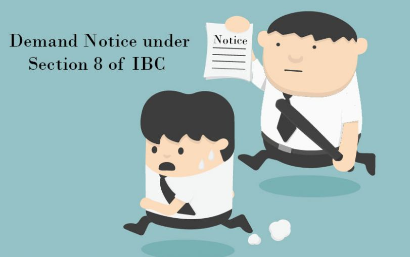 What Is Section 8 Demand Notice Under Insolvency