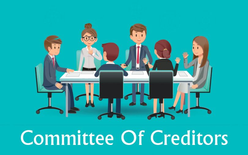 What Is Committee Of Creditors Under IBC