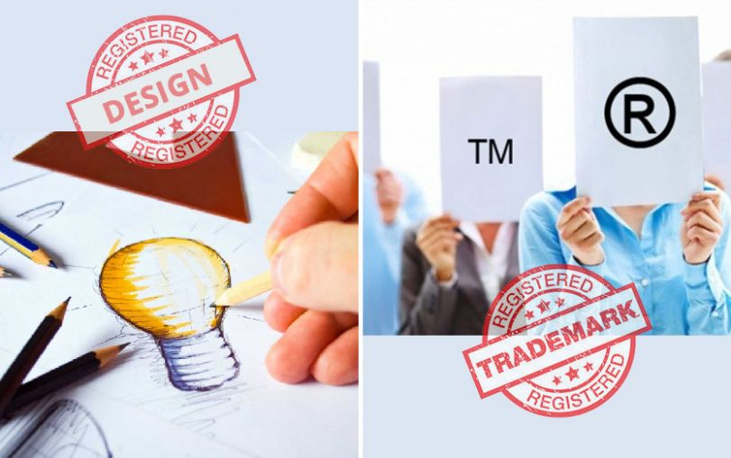 What are the Benefits of Design Registration over Trademark Registration