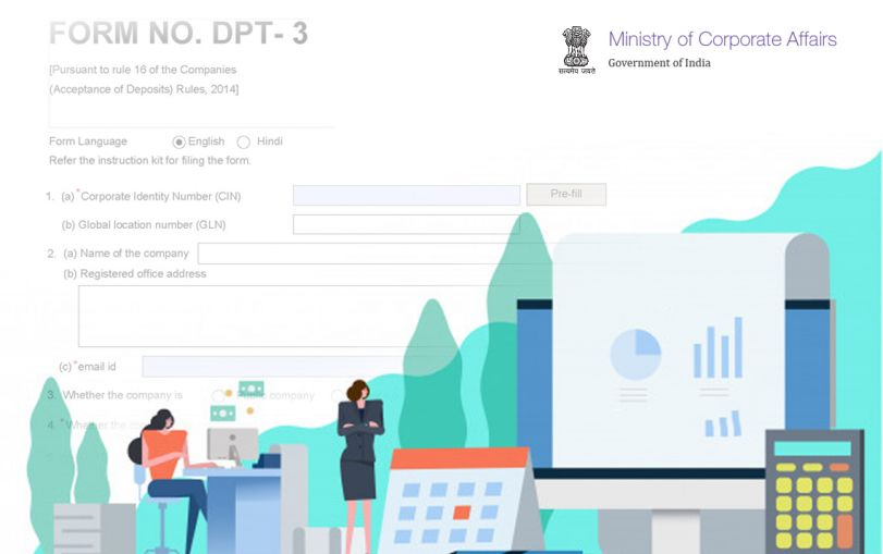 Mandatory Filing of DPT-3 for Return of Deposits