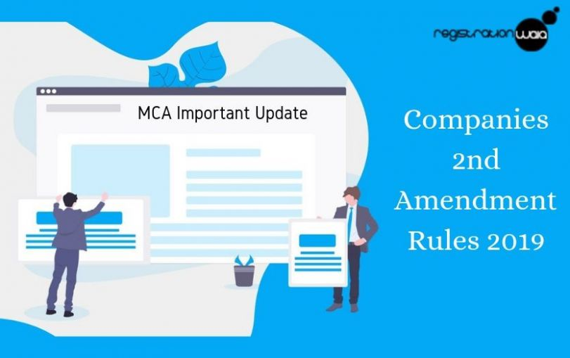 Companies 2nd Amendment Rules 2019 for Appointment and Qualification of Directors