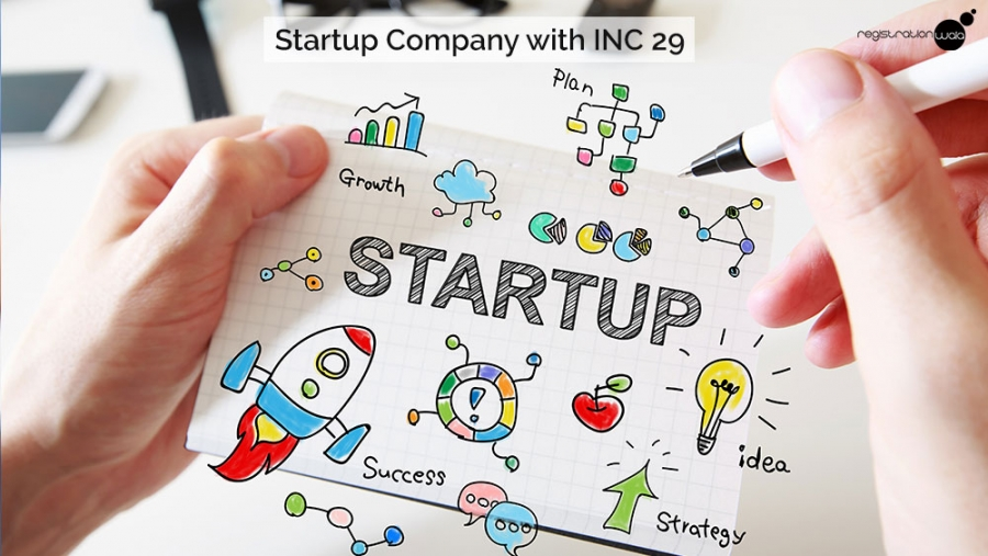 How to Register a Startup Company with INC 29