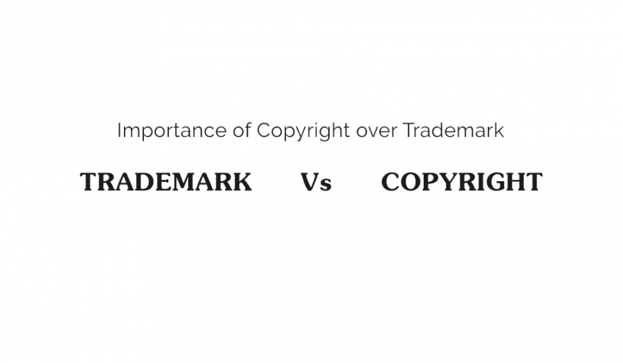 Importance of Copyright over Trademark