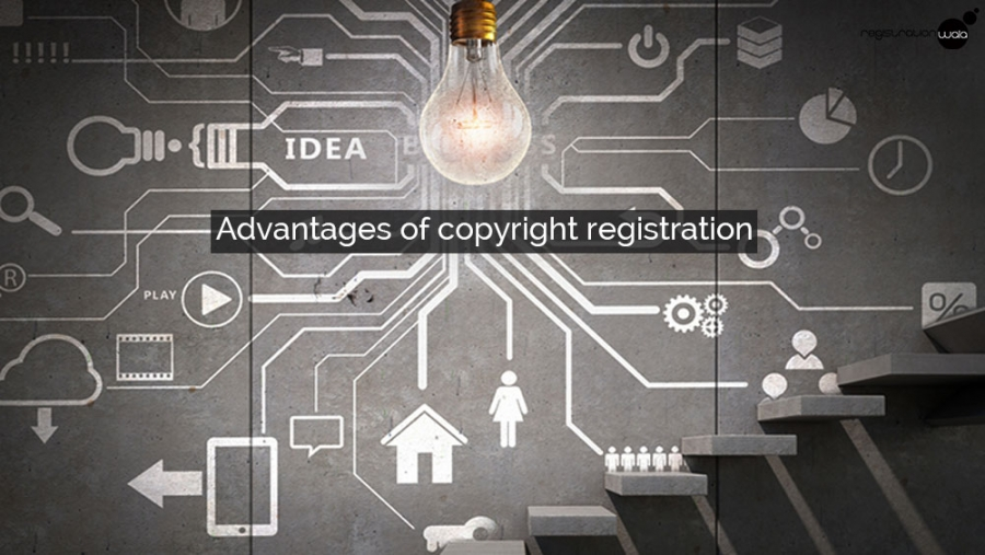 Advantages of Copyright Registration in India