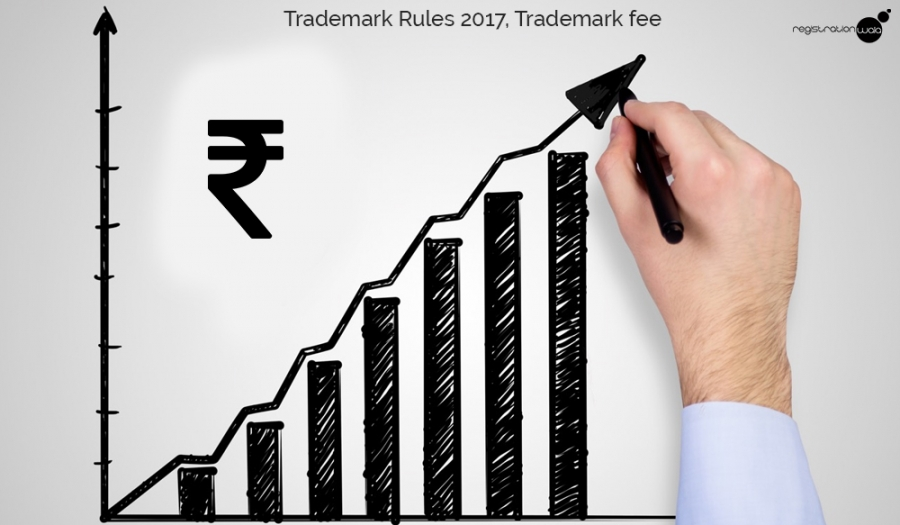 Trademark Rules 2017, Trademark fee
