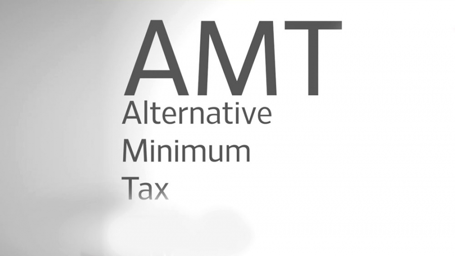 How to calculate AMT in LLP ?