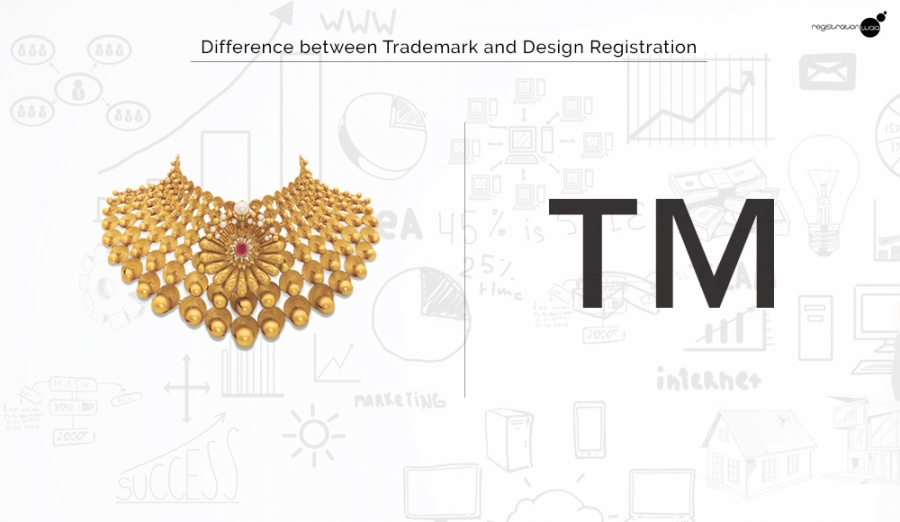 5 Major Differences between Trademark and Design Registration