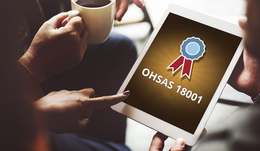 OHSAS 18001 Standard Certification