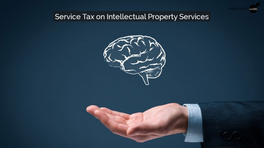 Service Tax on Intellectual Property Services