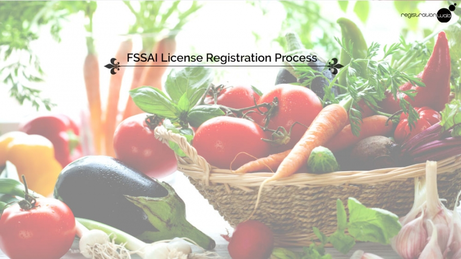 FSSAI License Registration Process in India