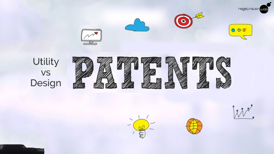 What is the Difference Between Utility Patent and Design Patent?