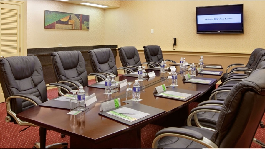 Inside the Board Room