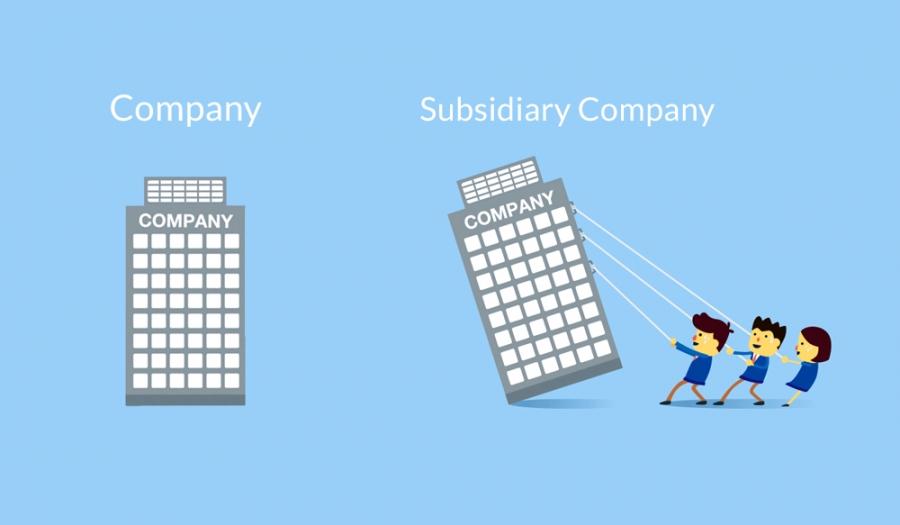 Subsidiary Company Registration